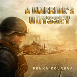 A Warrior's Odyssey cover