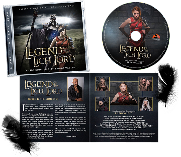 legend of the lich lord presentation